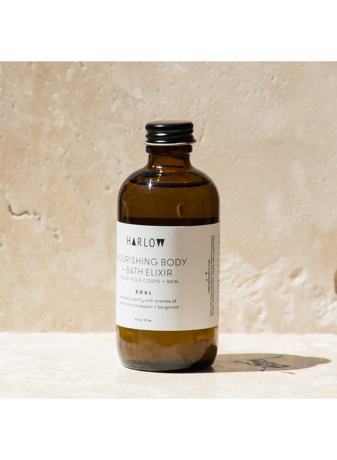 Nourishing Body + Bath Elixir - Soul