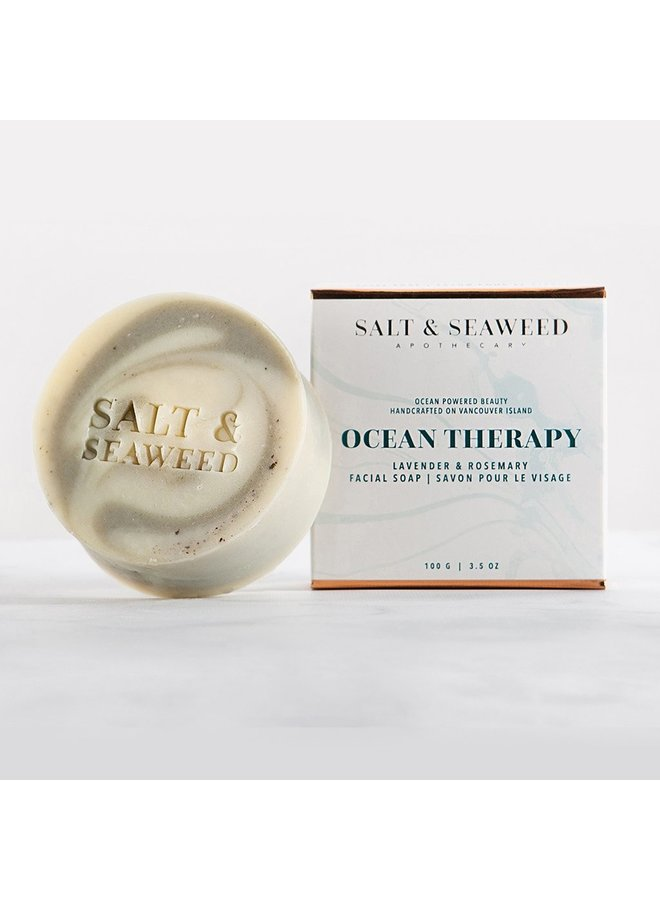 ocean therapy facial Soap