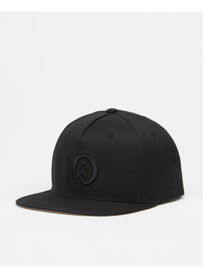 Cork Brim Logo Hat