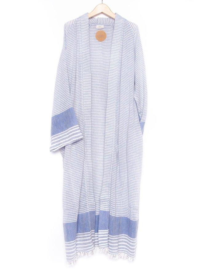 The Serene Denim Kimono