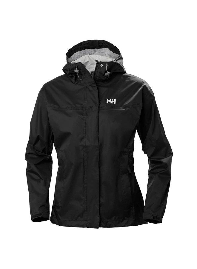 Loke Jacket Black Large