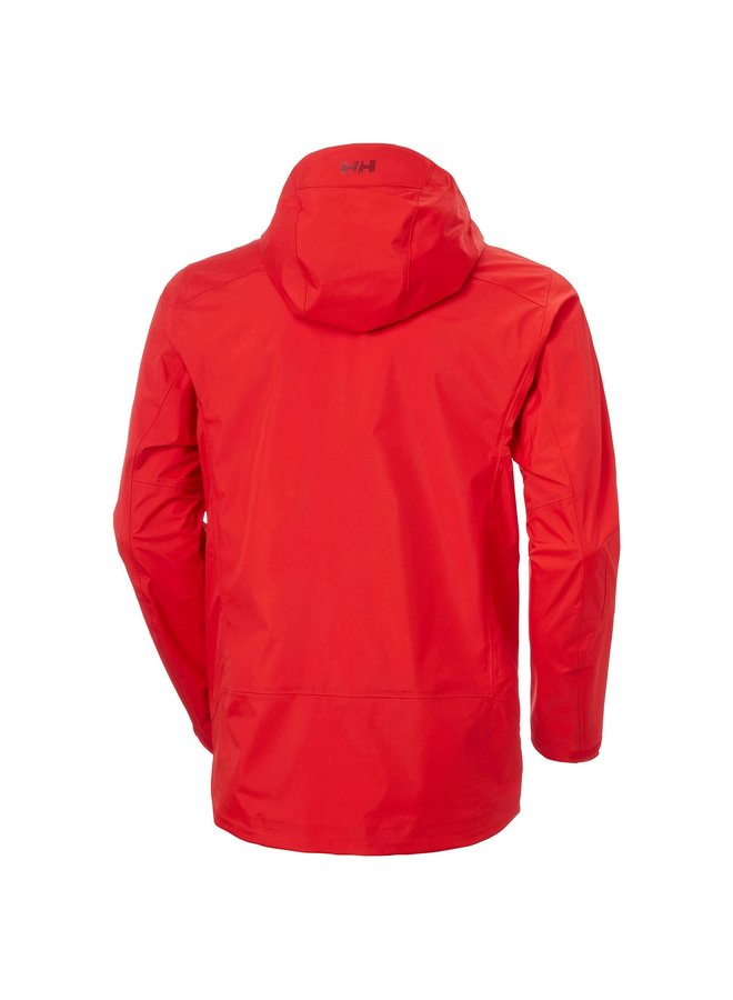 Vimer Shell Jacket Alert Red XL