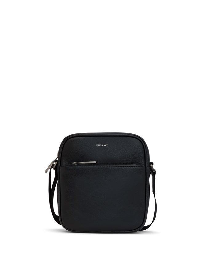 Coen Mini Messenger Bag -  Chestnut