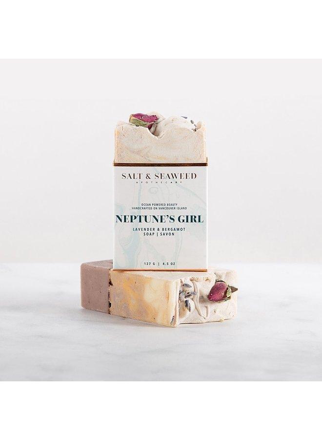 Neptune's Girl Soap