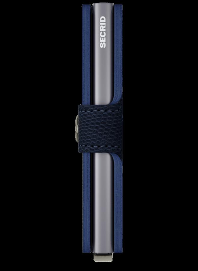 Miniwallet Rango Blue Titanium