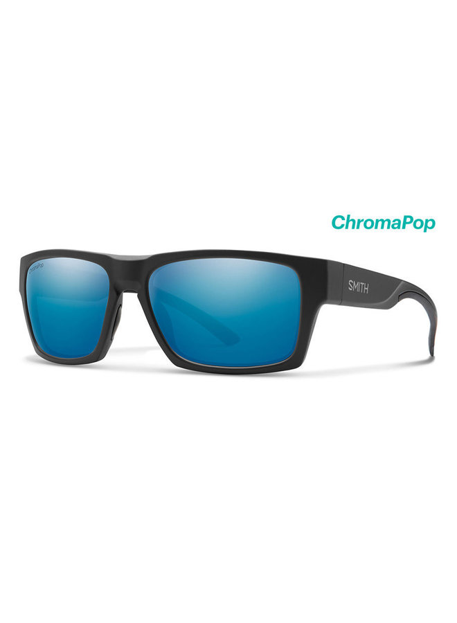 LOWDOWN Outlier Chroma pop Blue Mirror