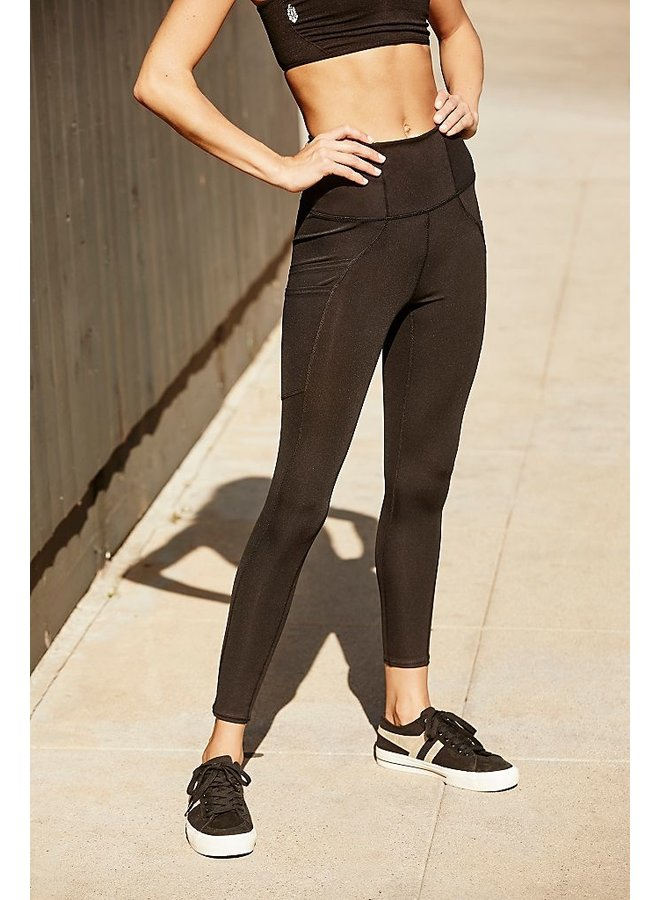 No Limit Leggings - Blk