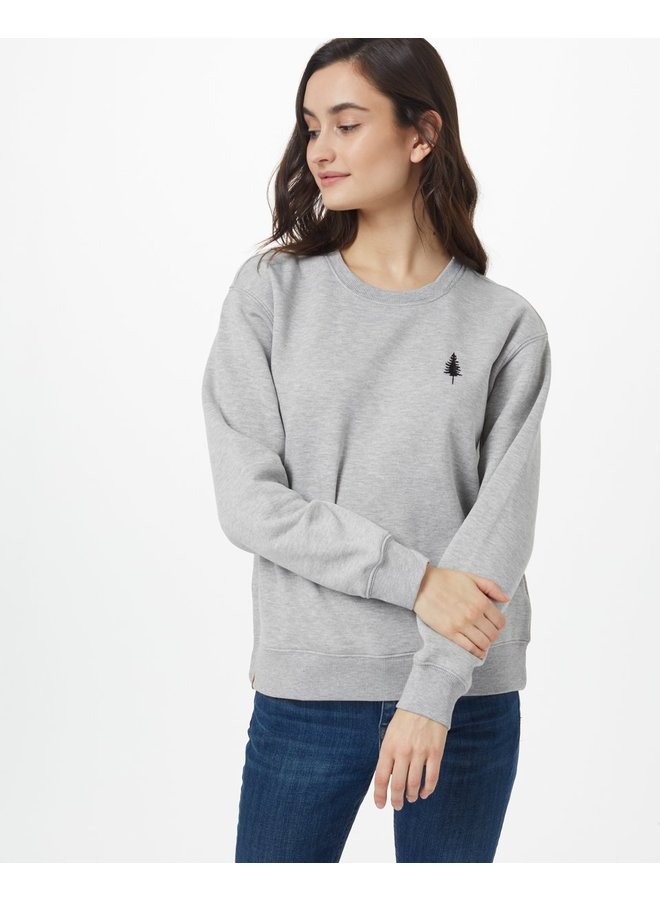Women's Tree Fleece Crew