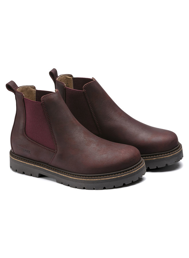 Stalon Burgundy Boot