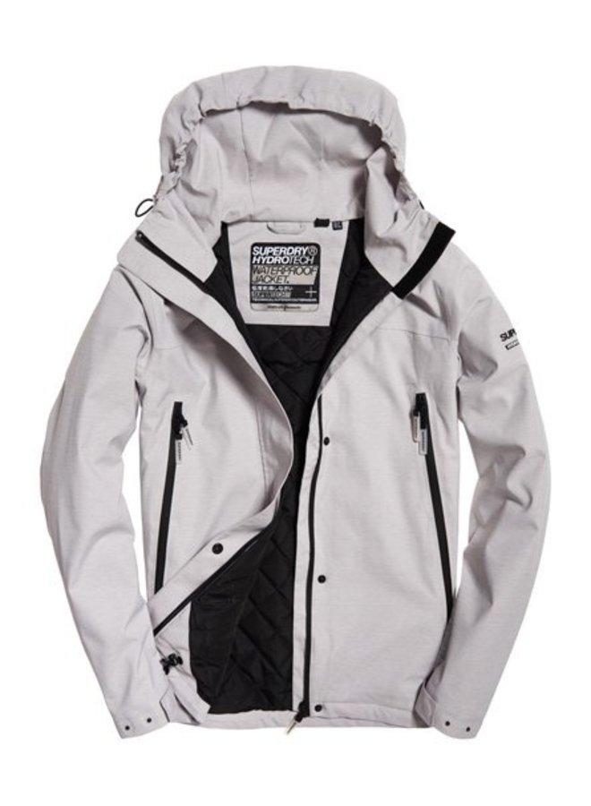 Alvia Waterproof Jacket - grey marl