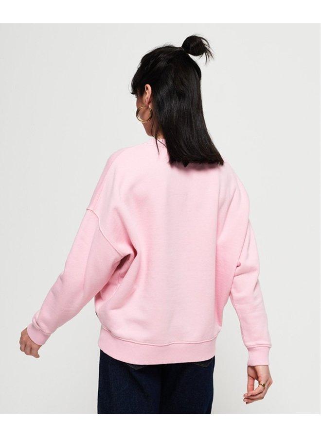 Freya Crew - Powder Pink