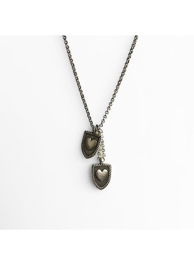 Love Tags Necklace