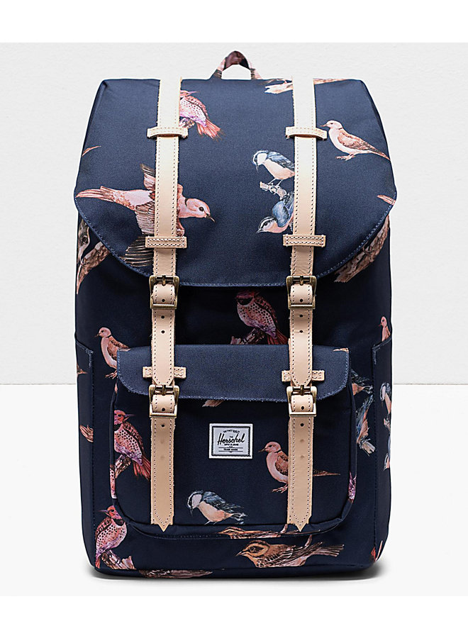 LiL America BIRDS 600D 25L Backpack