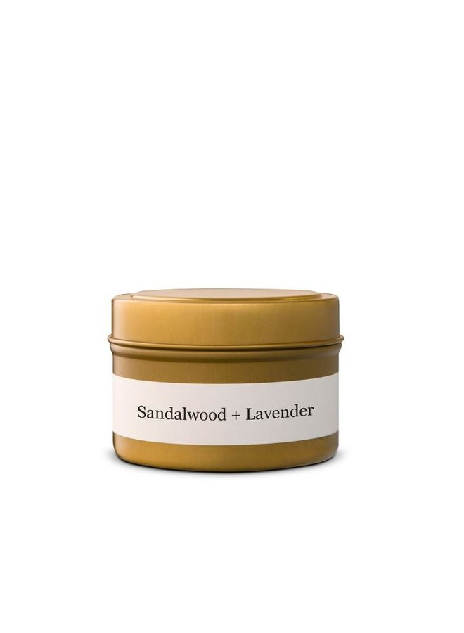 Mini Series - Sandalwood + Lavender