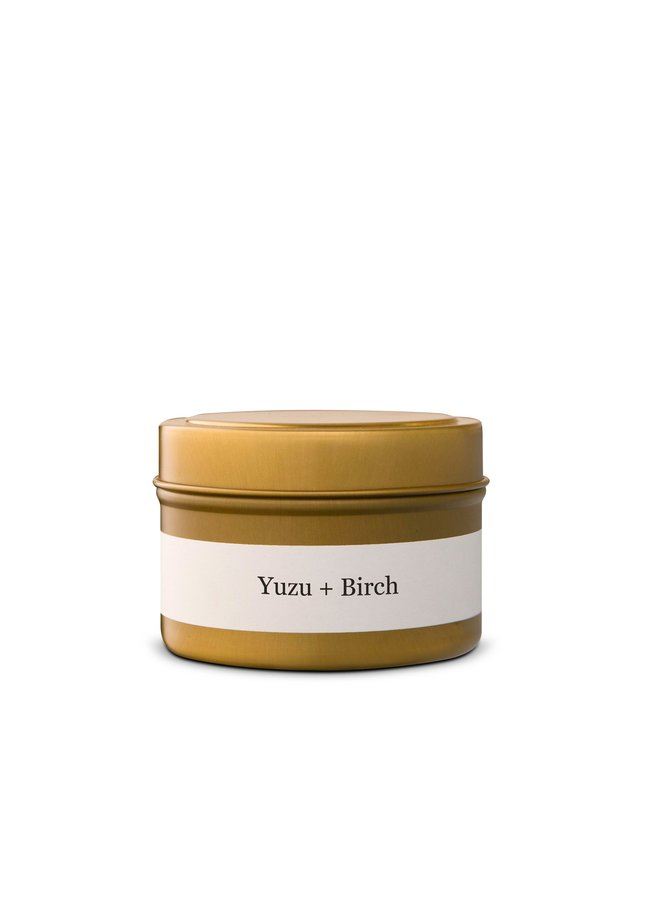 Mini Series - Yuzu + Birch
