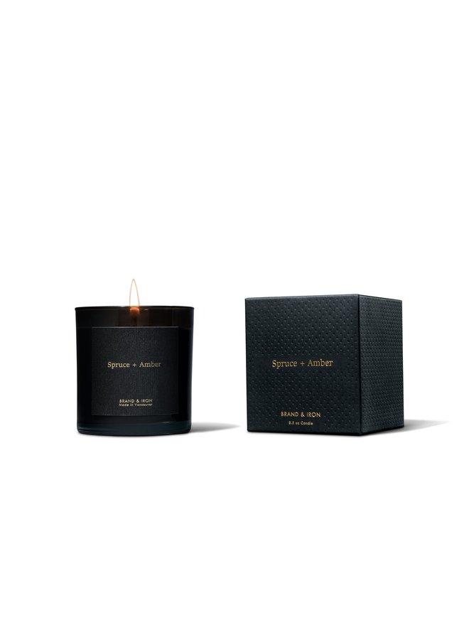 Dark Series - Spruce + Amber