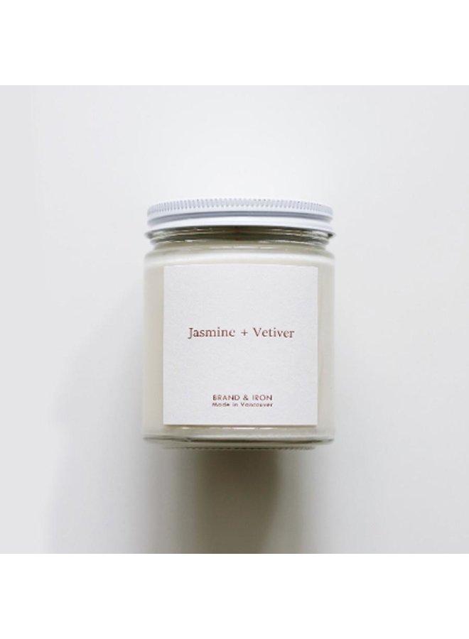 Copper Series - Jasmine + Vetiver