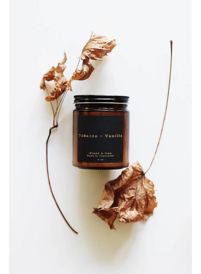 Amber Series - Tobacco + Vanilla