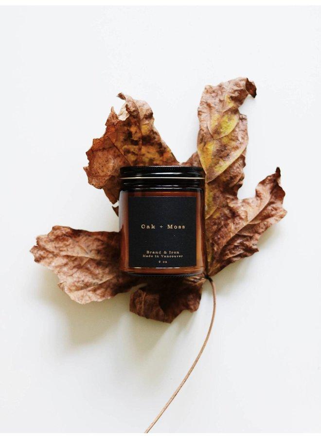 Amber Series - Oak + Moss