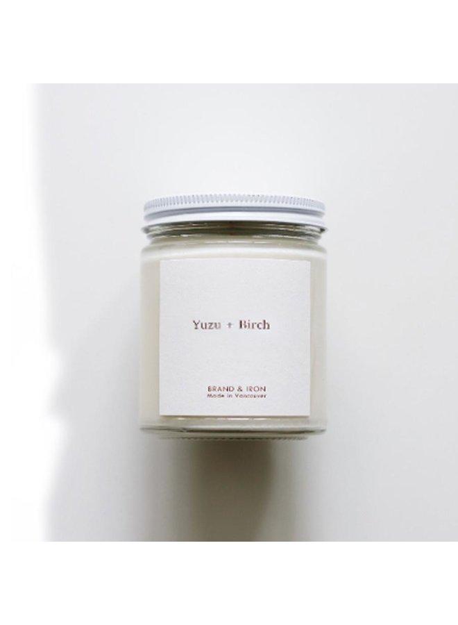 Copper Series - Yuzu + Birch