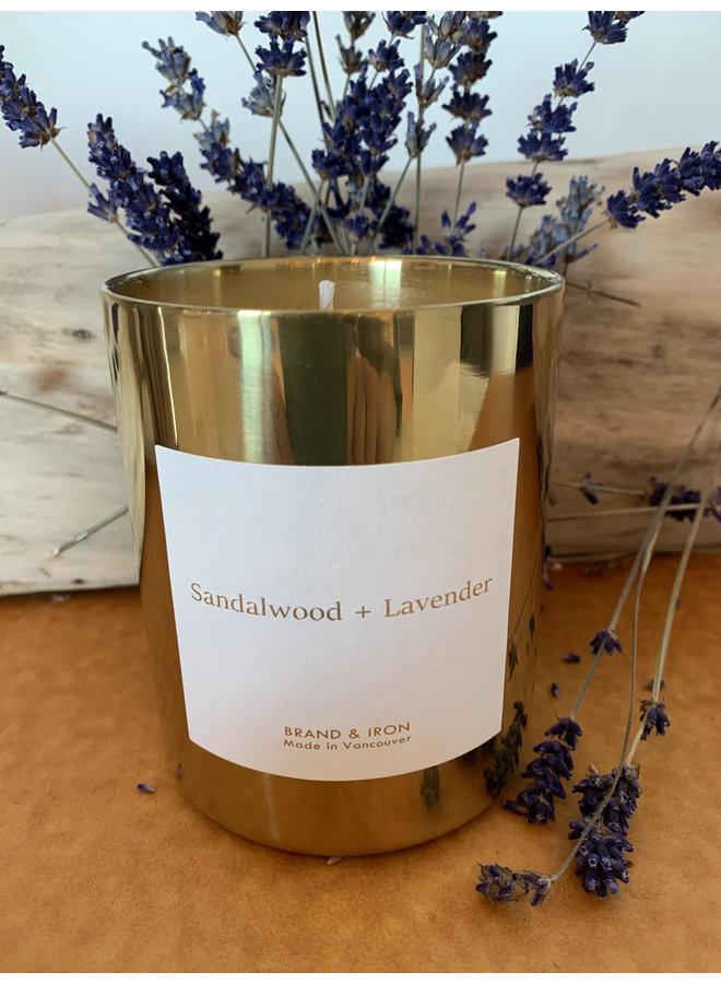 Gold Series - Sandalwood + Lavender