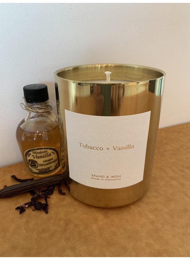 Gold Series - Tobacco + Vanilla
