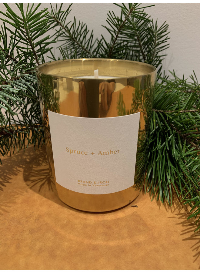 Gold Series - Spruce + Amber
