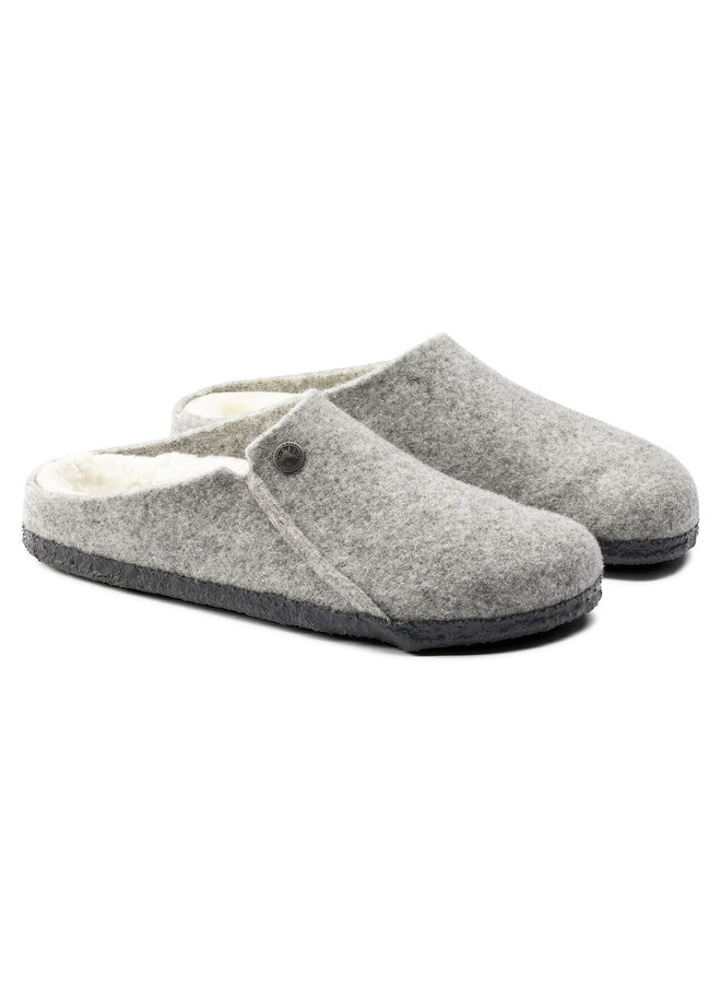 Zermatt Shearling  Women's Slipper - light Grey