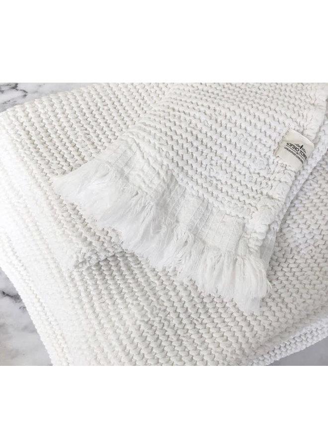 Sombrio Bath Towel Set - off white