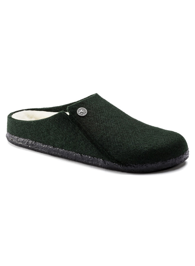 Zermatt Shearling - Forest Green