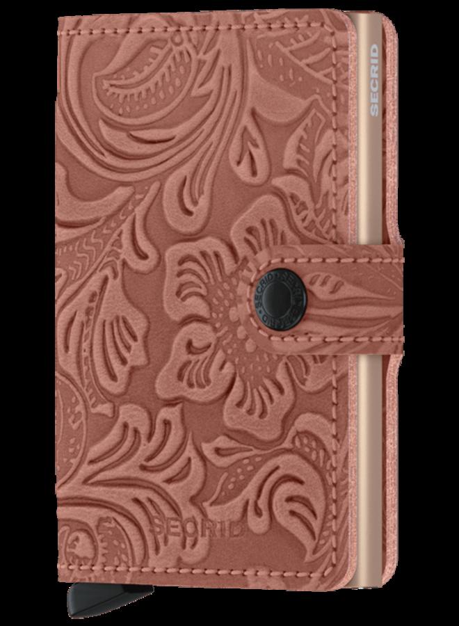 Mini Wallet Ornament Rose