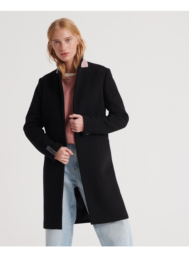 Ariana Wool Coat