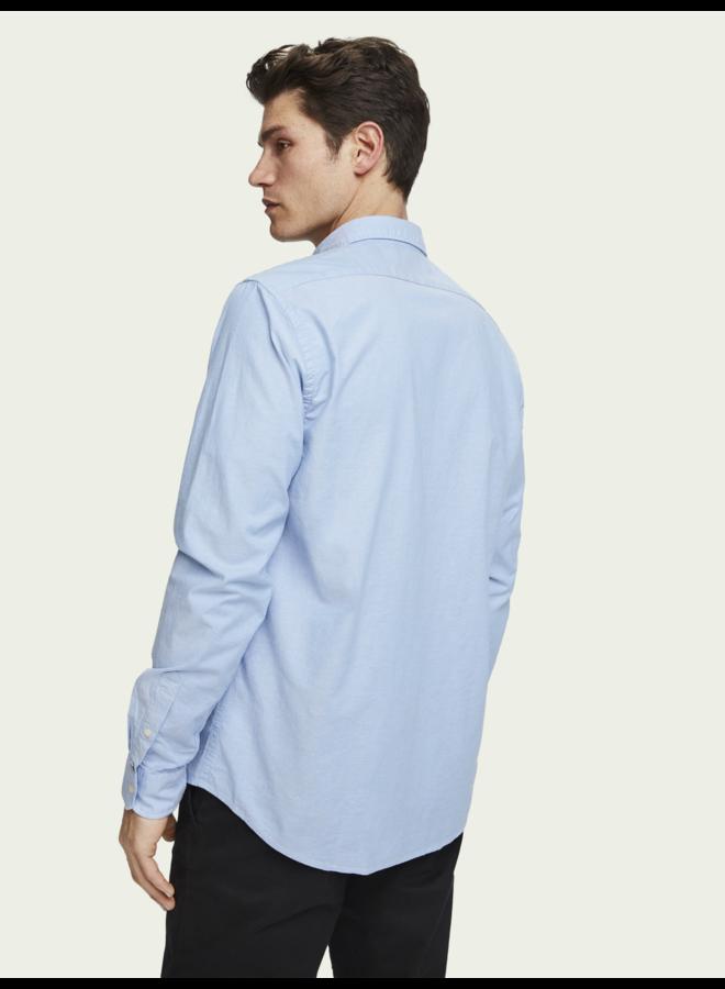 Men's Oxford Collar Shirt