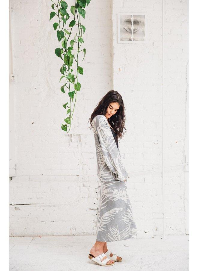 The Serenity Kimono - Grey