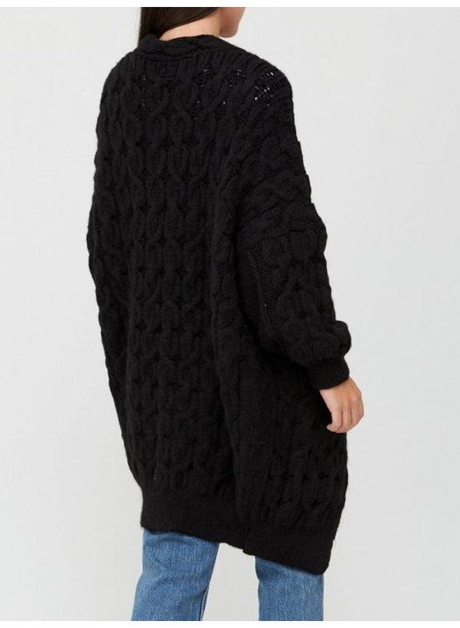 Grace Oversized Cable Knit