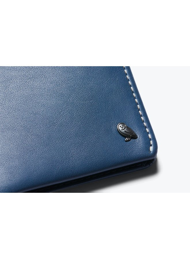 Coin Wallet - Marine Blue