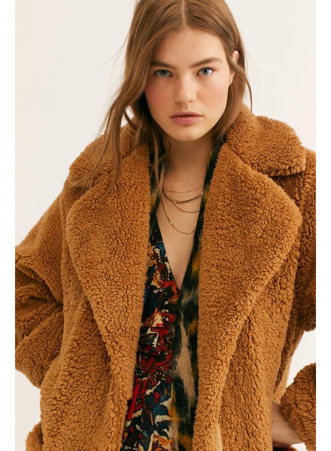 Tessa Teddy Coat