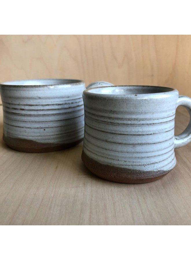 Island tan Mug Grey