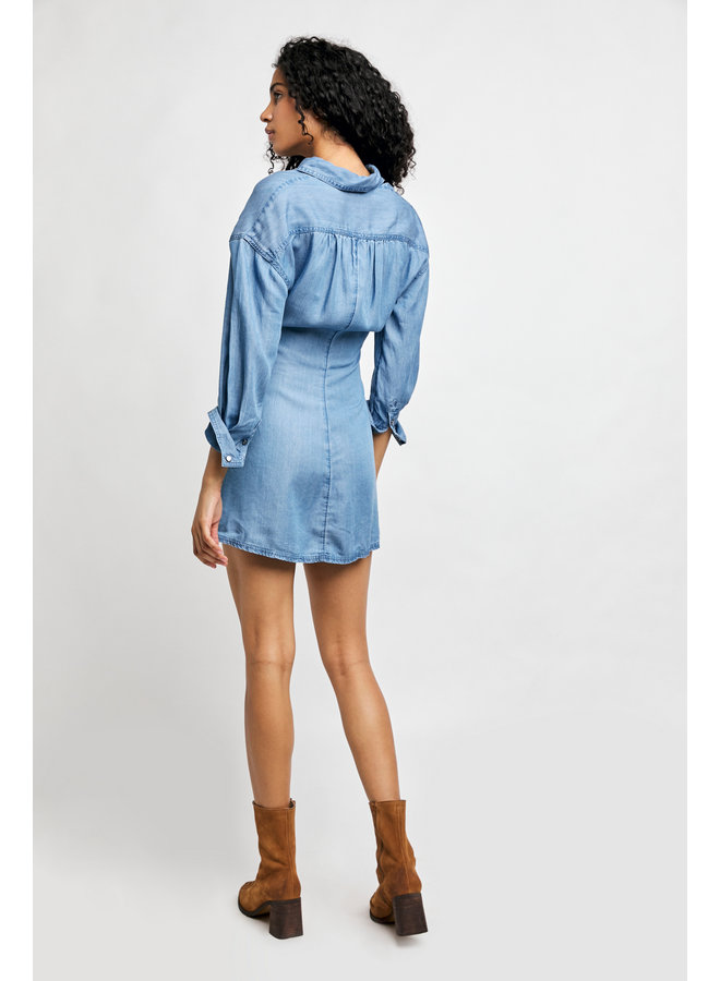Charlie Shirt Dress