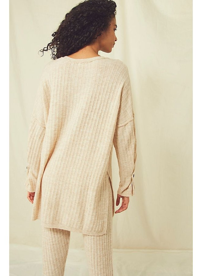 Around the Clock Pullover