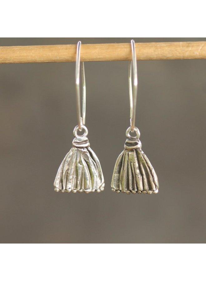 Lina Earrings Sterling Silver