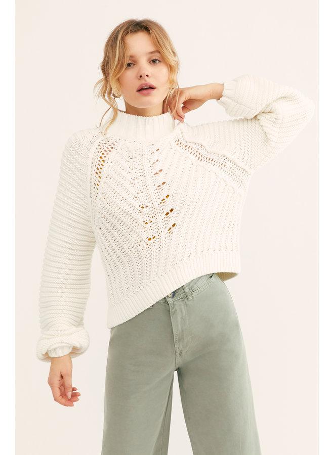 Sweet Heart Sweater