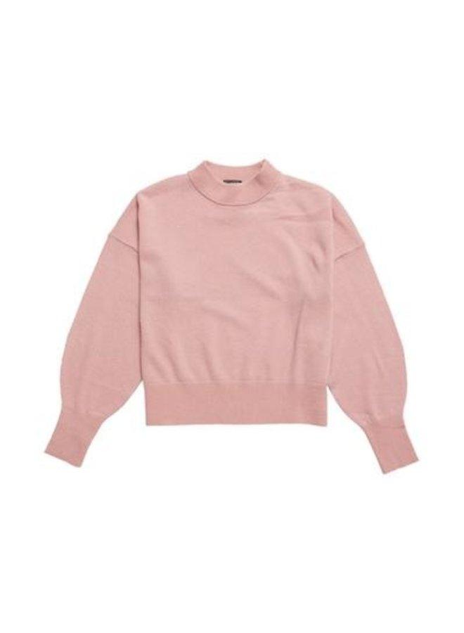 Wool Cashmere - Nappa Pink