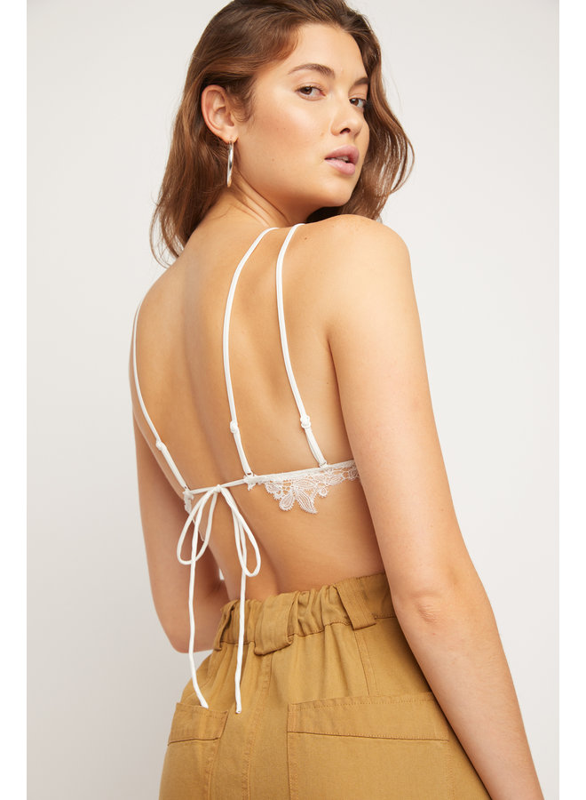 Cora Crochet Bralette