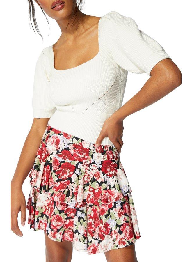 Kind Words Mini Skirt