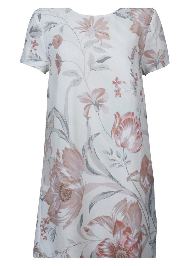 Serenity Floral Tee Dress