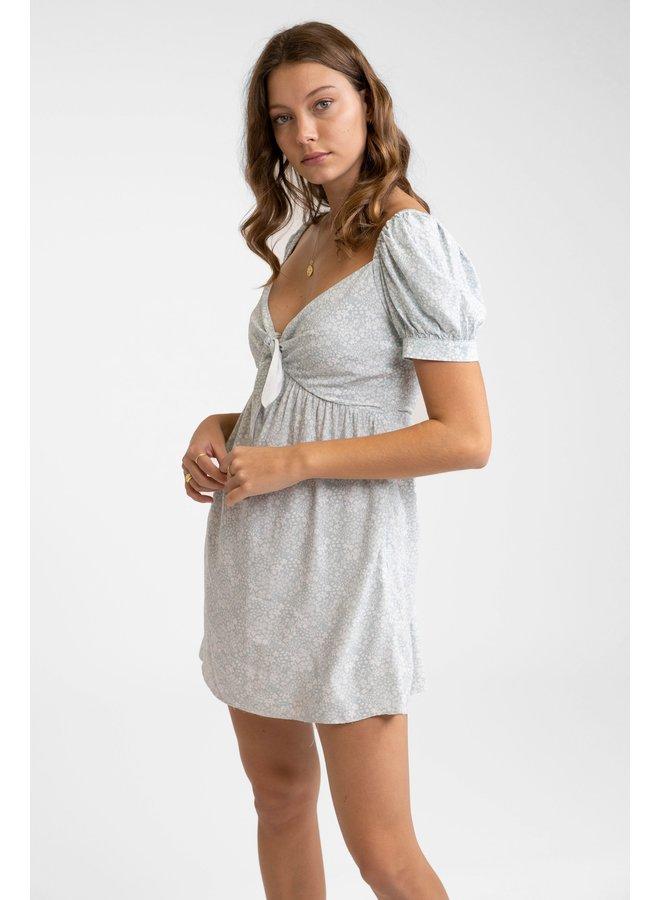 Fields Tie Front Dress