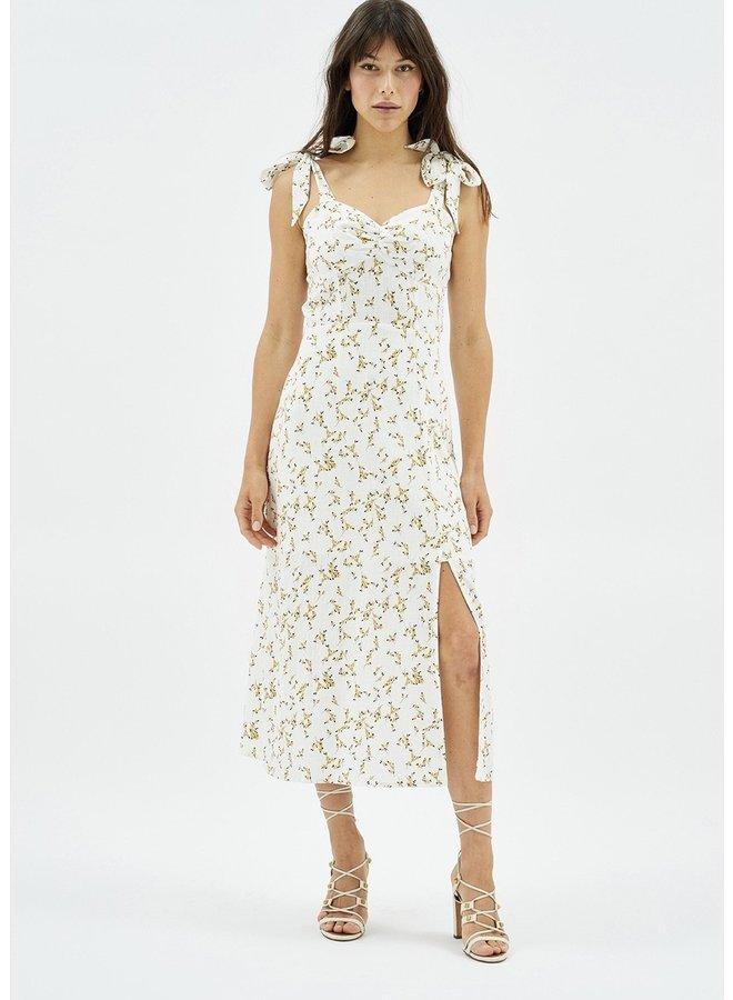 Teagan Sweetheart Midi Dress