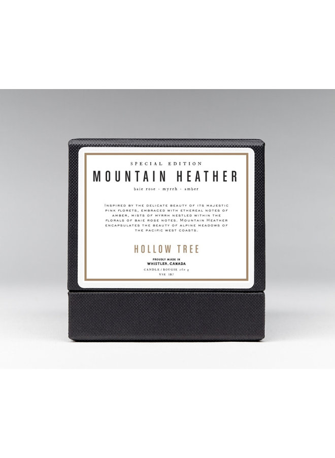 Mountain Heather Candle