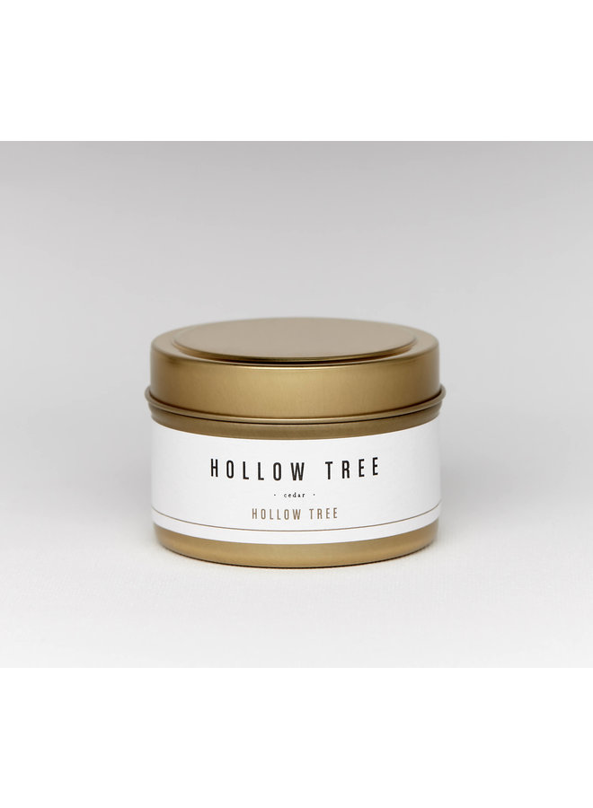 Hollow Tree 4 oz. Travel Tins